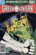 Green Lantern (1960-1988 1st Series DC) Canadian Edition 199