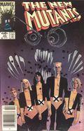 New Mutants (1983 1st Series) Mark Jewelers 24MJ