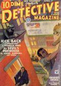Dime Detective Magazine (1931-1953 Popular Publications) Pulp Apr 1 1934