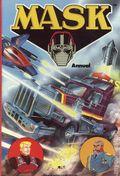 MASK Annual HC (1986 Grandreams) UK 1987