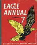 Eagle Annual HC (1952-1992 Hulton/Fleetway) 7-1ST