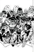 X-Men Companion HC (2019 Marvel) Children of the Atom Box Set Edition 1-1ST