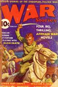 War Stories (1936 Dell) Pulp 2nd Series Vol. 1 #1