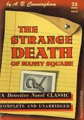 Detective Novel Classic (1942-1946 Novel Selections) Digest 15