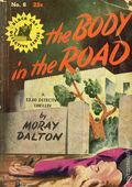Black Cat Detective Series (1943-1947 Crestwood) Digest 8