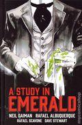 A Study in Emerald HC (2018 Dark Horse) By Neil Gaiman 1-REP