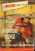 Western Action Novel (1940 Hillman) Digest 2