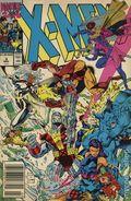 X-Men (1991 1st Series) Australian Price Variant 3