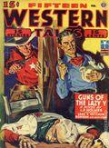 Fifteen Western Tales (1942-1955 Popular) Pulp Vol. 3 #4