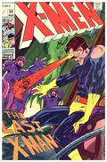 Uncanny X-Men (1963 1st Series) UK Edition 59UK