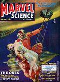 Marvel Science Stories (1950-1952 Stadium) Pulp 2nd Series Vol. 3 #3