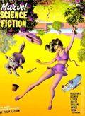 Marvel Science Stories (1950-1952 Stadium) Pulp 2nd Series Vol. 3 #5