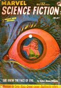 Marvel Science Stories (1950-1952 Stadium) Pulp 2nd Series Vol. 3 #6