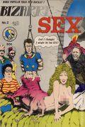 Bizarre Sex (1972 Kitchen Sink) #2, 1st Printing