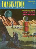 Imagination (1950-1958 Greenleaf) Stories of Science and Fantasy/Science Fiction Vol. 9 #4