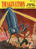 Imagination (1950-1958 Greenleaf) Stories of Science and Fantasy/Science Fiction Vol. 9 #2