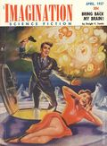 Imagination (1950-1958 Greenleaf) Stories of Science and Fantasy/Science Fiction Vol. 8 #2