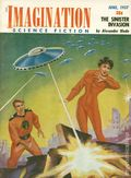 Imagination (1950-1958 Greenleaf) Stories of Science and Fantasy/Science Fiction Vol. 8 #3
