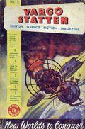 Vargo Statten British Science Fiction Magazine (1954 Scion) Digest Vol. 1 #5