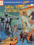 High Tech Enemies SC (1989 Hero Games) A Champions Role-Playing Game Module 422