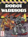 Robot Warriors the World of Giant Robots (1986 Hero Games) Champions Role-Playing Game Module 27
