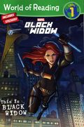 World of Reading: Marvel Black Widow - This is Black Widow SC (2020 Marvel Press) Level 1 1-1ST