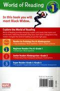 World of Reading: Marvel Black Widow - This is Black Widow SC (2020 Marvel Press) Level 1 1-1ST