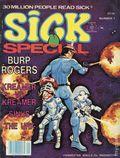 Sick Special (1980 Charlton Publications) 1