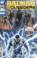 Batman and the Outsiders (2018 3rd Series) 11A