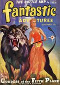Fantastic Adventures (1939-1953 Ziff-Davis Publishing) Pulp Sep 1942