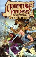 Adventure Finders The Edge of Empire TPB (2020 Action Lab) 1-1ST