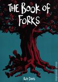 Book of Forks GN (2020 SelfMadeHero) 1-1ST