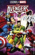 Legends of Marvel: Avengers TPB (2020 Marvel) 1-1ST