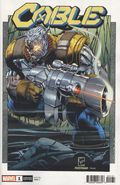 Cable (2020 Marvel) 1D