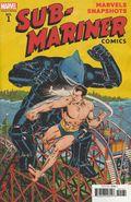 Marvels Snapshots Sub-Mariner (2020 Marvel) 1B