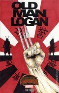 Old Man Logan (2015 Marvel) 1E.SKETCH