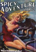 Spicy Adventure Stories Aug 1936 Replica SC (2005 Adventure House) The White Goddess 1-1ST