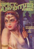 Spicy Adventure Stories Desert Madness SC (2005 Adventure House) May 1935 Replica Edition 1-1ST