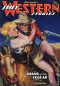 Spicy Western Stories Brand of the Cougar SC (2005 Adventure House) December 1936 Replica Edition 1-1ST