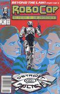 Robocop (1990 Marvel) 21