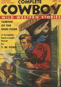 Complete Cowboy Novel Magazine (1939-1950 Blue Ribbon Magazines) Pulp Vol. 3 #5