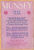 Munsey's Magazine (1889-1929 Frank A. Munsey) Pulp Vol. 54 #4