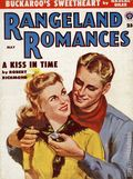 Rangeland Romances (1935-1955 Popular) Pulp Vol. 54 #1