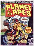 Planet of The Apes (UK 1974 Marvel) Magazine 10