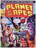 Planet of The Apes (UK 1974 Marvel) Magazine 14