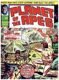 Planet of The Apes (UK 1974 Marvel) Magazine 15