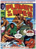 Planet of The Apes (UK 1974 Marvel) Magazine 18