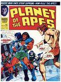 Planet of The Apes (UK 1974 Marvel) Magazine 19
