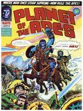 Planet of The Apes (UK 1974 Marvel) Magazine 20