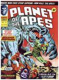 Planet of The Apes (UK 1974 Marvel) Magazine 21